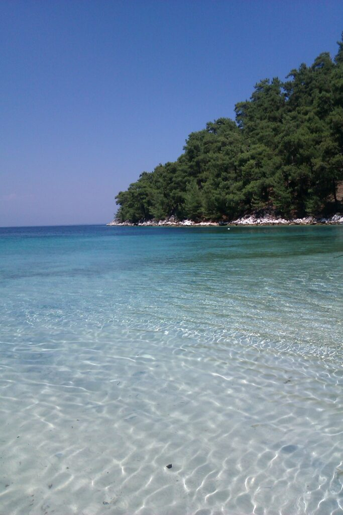 Travel to Thassos, Northern Aegean, Greece - Beach