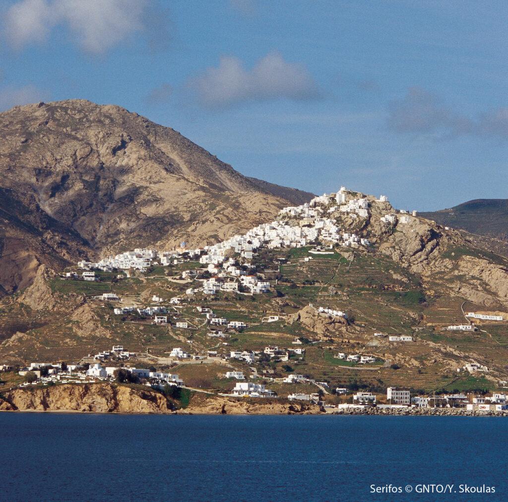 Travel to Serifos, Cyclades, Greece - Chora
