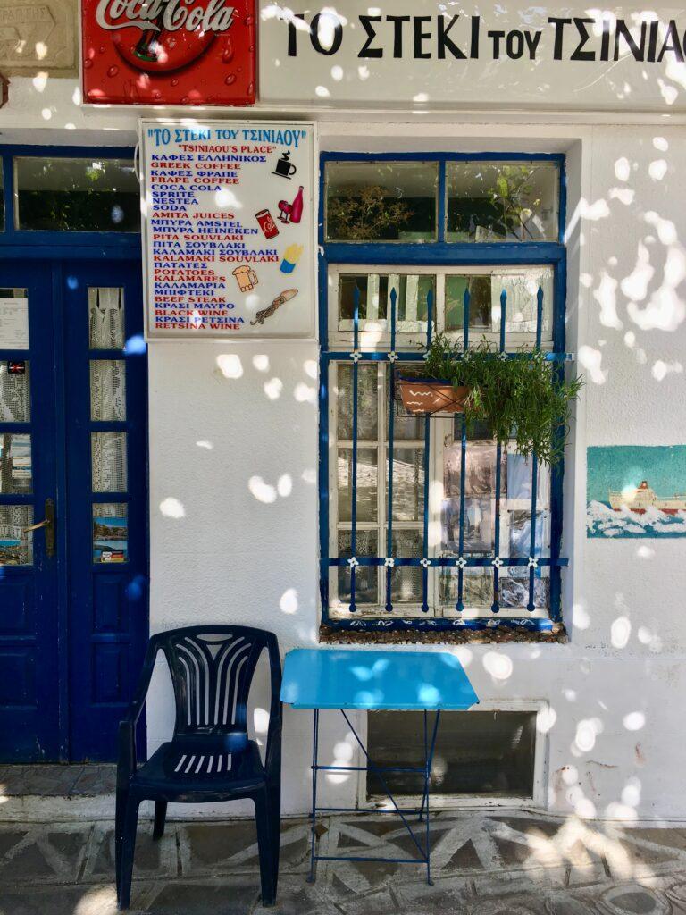 Ikaria Greece, Shop - photo by Giulia May