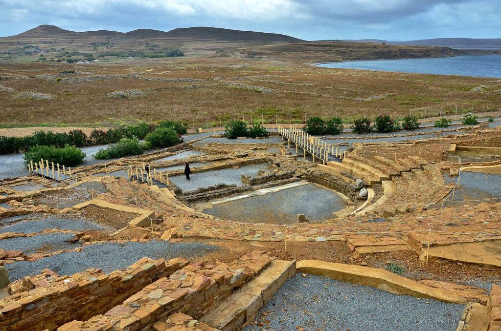 Lemnos, Greece - Ancient Hephaistia