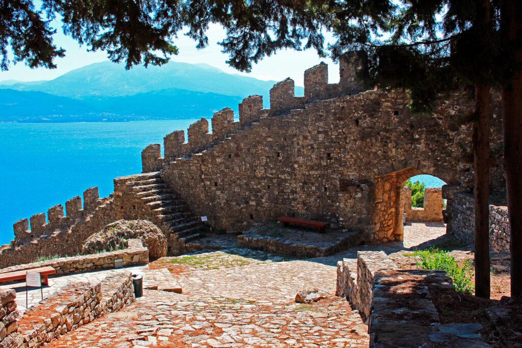 Nafpaktos Castle, Greece