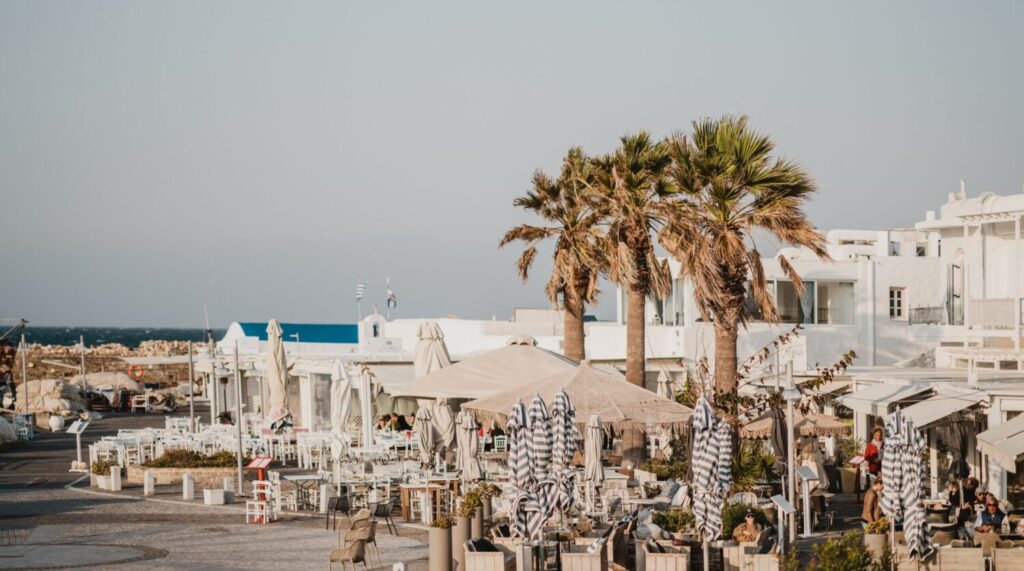Paros Greece - Naousa waterfront - Photo by Annie Spratt