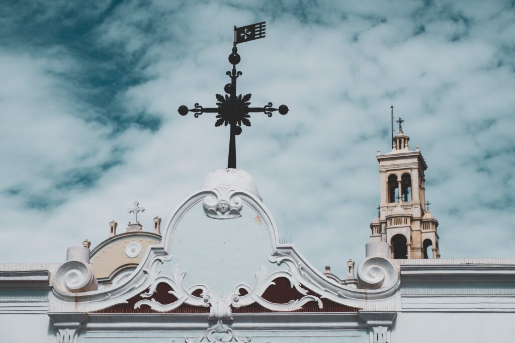 Travel to Tinos, Cyclades, Greece - Church tower - Photo by Giannis Skartalos