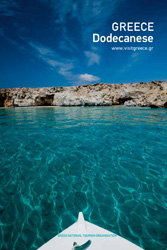 E-book travel guide Dodecanese Greece