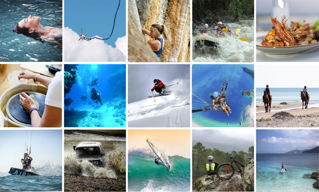 Greece - Activities and sports - Go Greece Your Way