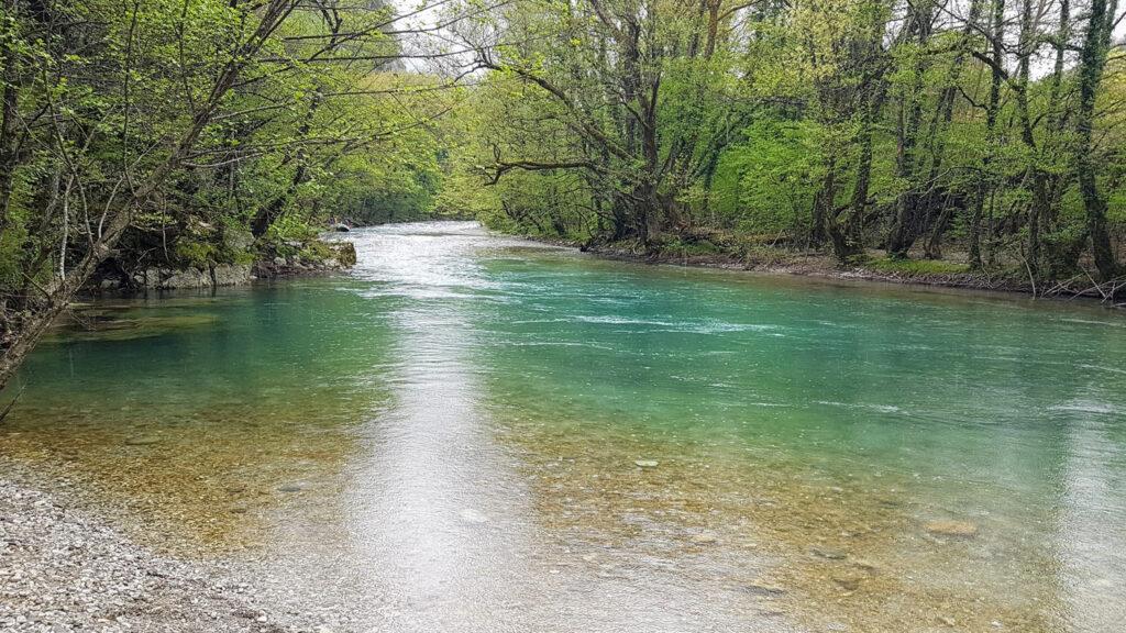 Rafting on Voidomatis river in Zagori, Epirus, Greece - Photo Gennady Shumakher