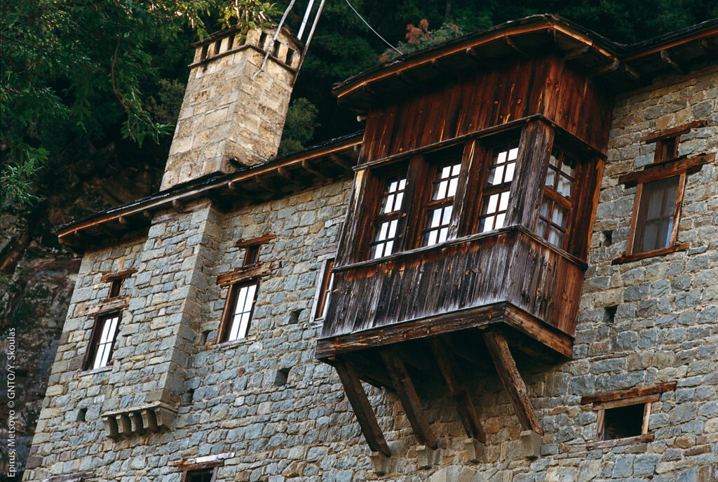 Agios Nikolaos, Metsovo, Epirus, Greece - Photo by Y. Skoulas