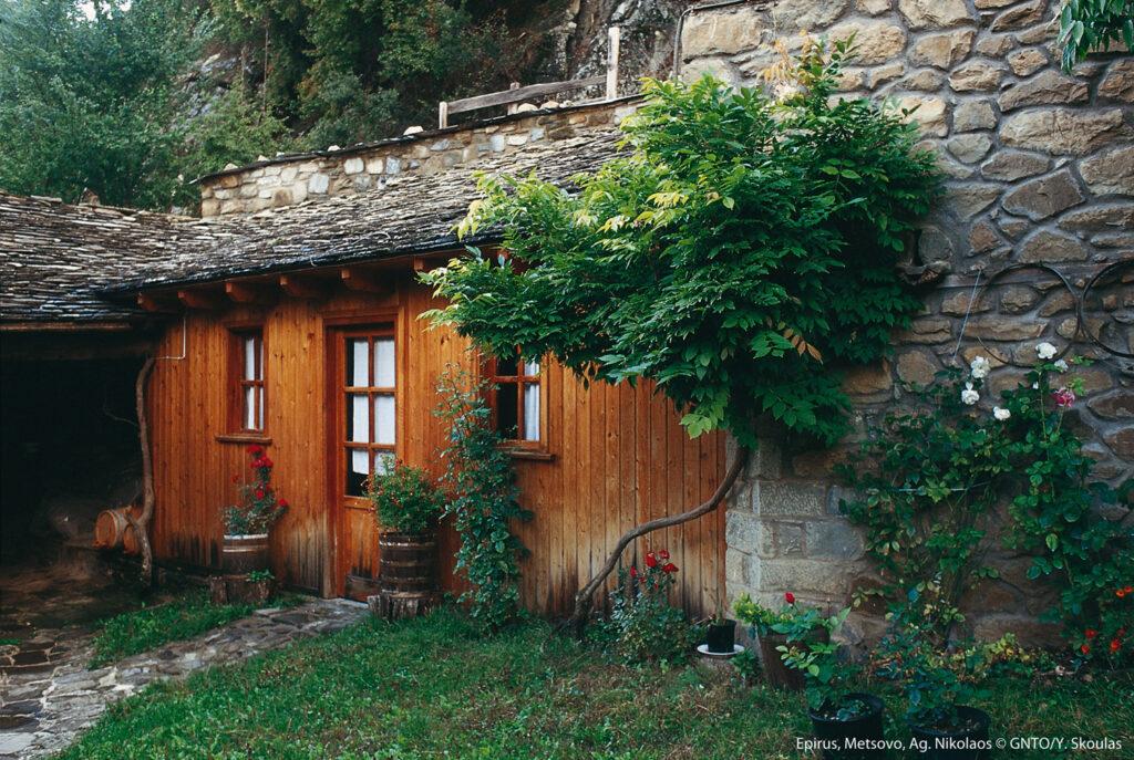 Agios Nikolaos, Metsovo, Epirus, Greece - Photo by Y. Skoulas