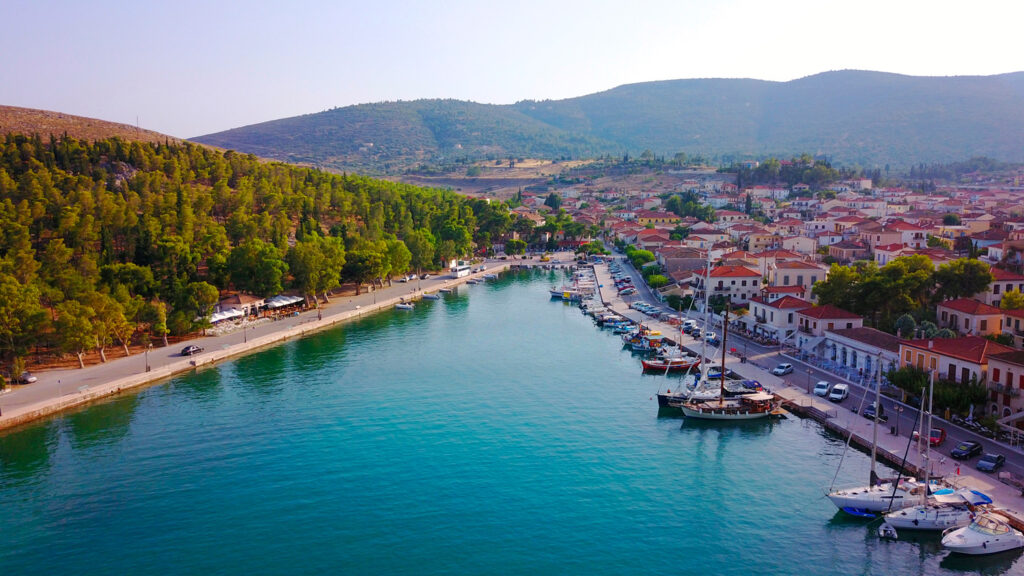 aerial-view-from-picturesque-and-historic-fishing-village-of-galaxidi-central-greece