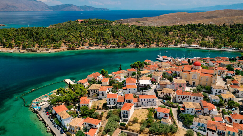 aerial-view-of-picturesque-and-historic-seaside-village-of-galaxidi-fokida-central-greece