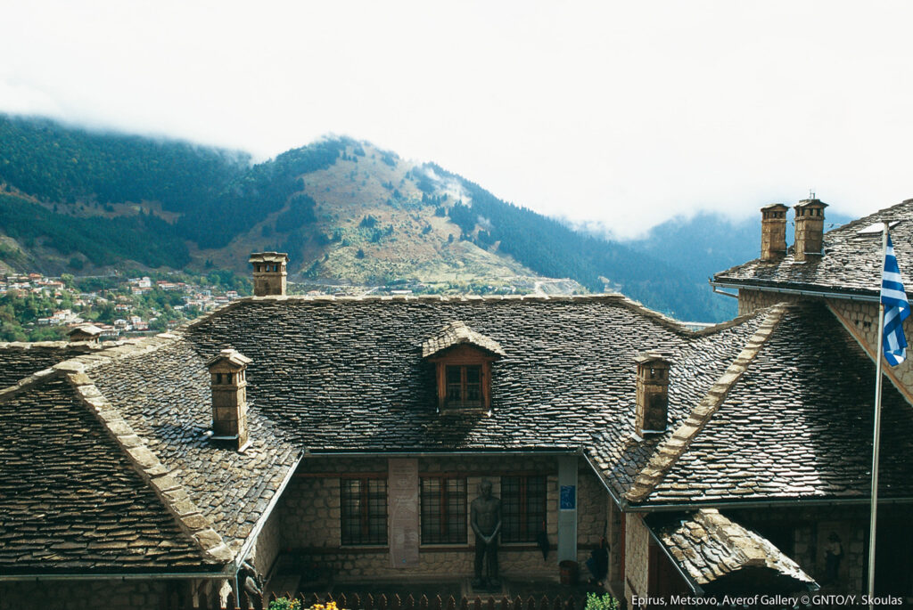 Averof Gallery Museum in Metsovo, Epirus, Greece - photo Y. Skoulas