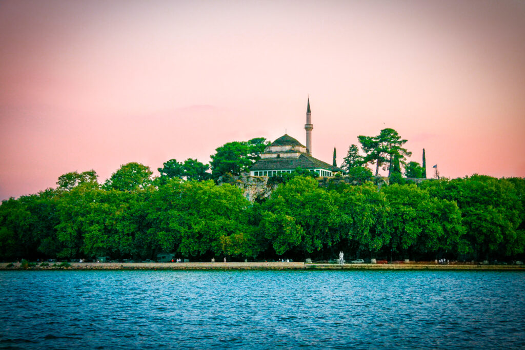 Aslan Pasha mosque is an Ottoman-built mosque in the city of Ioannina Greece