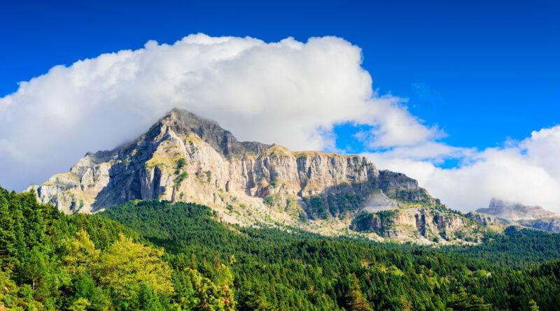 View of Tzoumerka Mountain in Tzoumerka National Park - Anatolica Tzoumerka Greece
