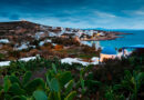 Stavros village in Donousa island, Smaller Cyclades Greece