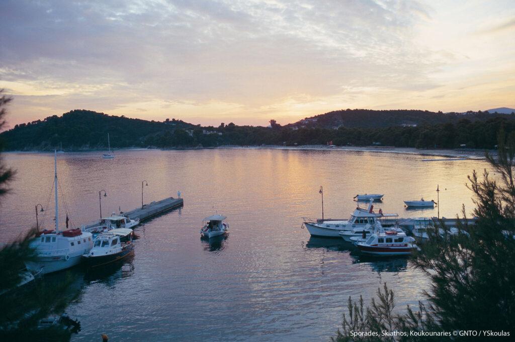 Koukounaries, Skiathos, Sporades Greece