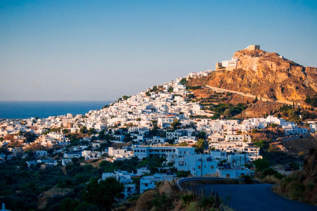 Chora of Skyros, Sporades Greece