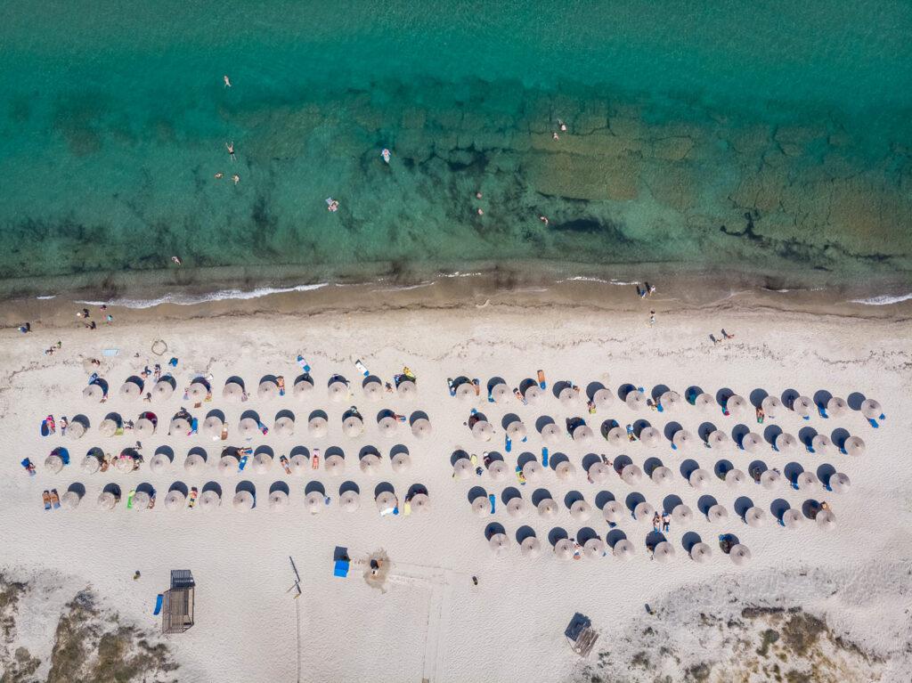 Marmari beach in Kos, Dodecanese Greece
