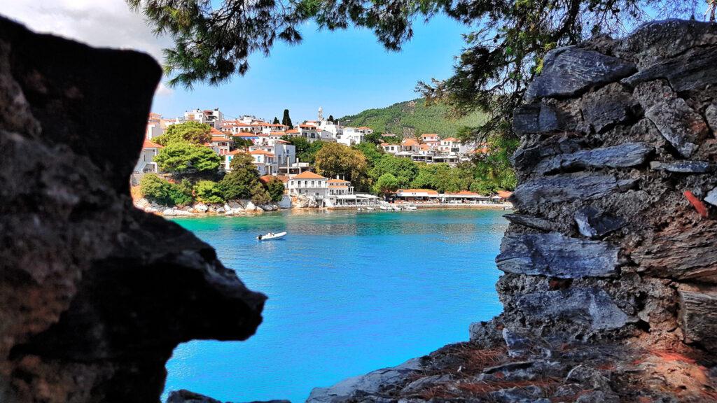 Skiathos, Sporades Greece