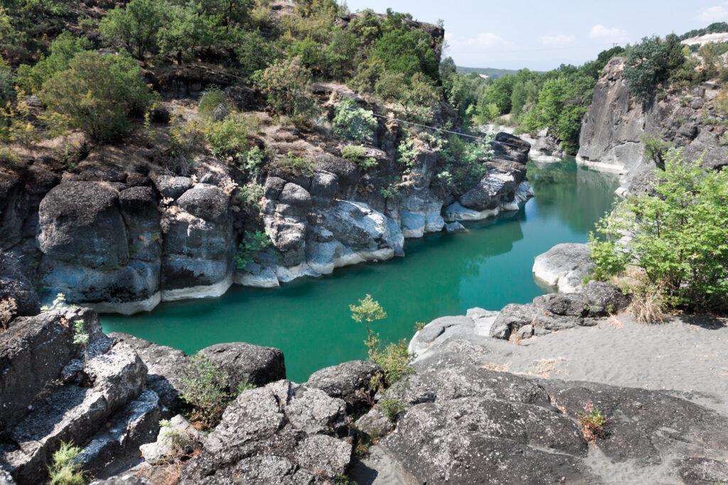 Venetikos river bridge - Grevena, West Macedonia Greece