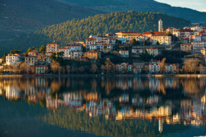 One of the most beautiful cities in Greece - Kastoria, West Macedonia Greece