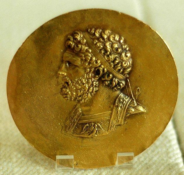 Philip II of Macedon, Greece