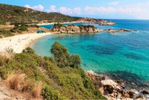 Sarti beach, Sithonia, Chalkidiki Greece