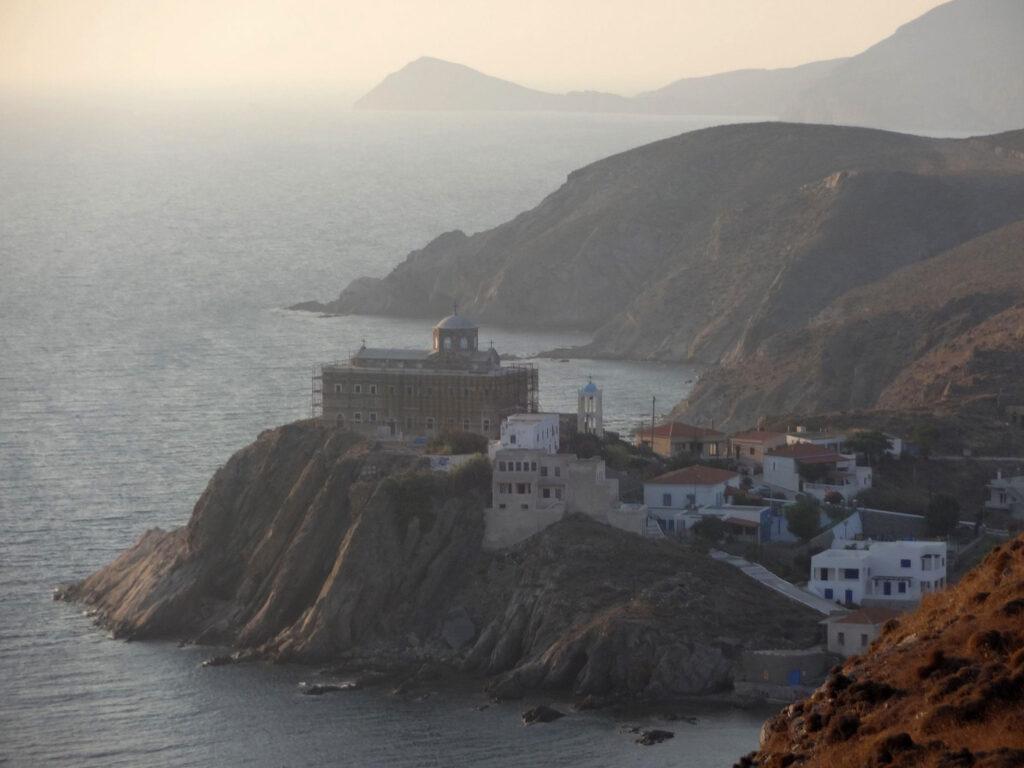 Agios Nikolaos Psara island, North Aegean Sea, Greece - Photo by Macedon 40