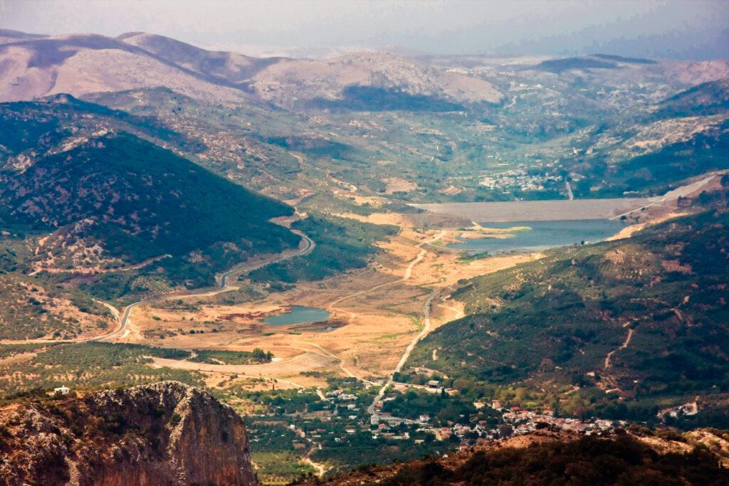 Lassithi Plateau - Crete island, Greece