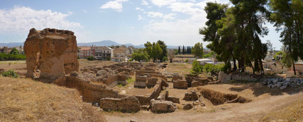 Ancient Argos - Thermal spring - Photo by Ploync