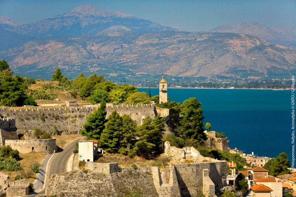 Acronafplia in Nafplio, Greece - Photo by G. Filippini