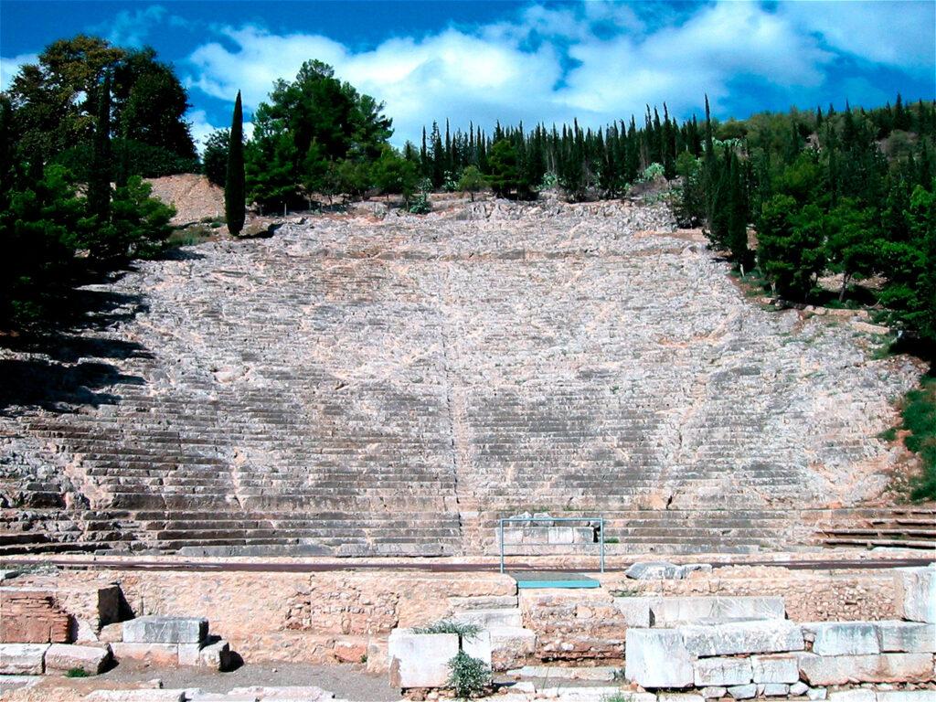 The Odeon of Ancient Argos - Argos Greece - ancient theatre