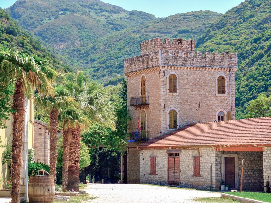 Wine Achaia Clauss Patras Greece