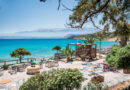Marathi Beach, Akrotiri, Chania region in Crete, Greece